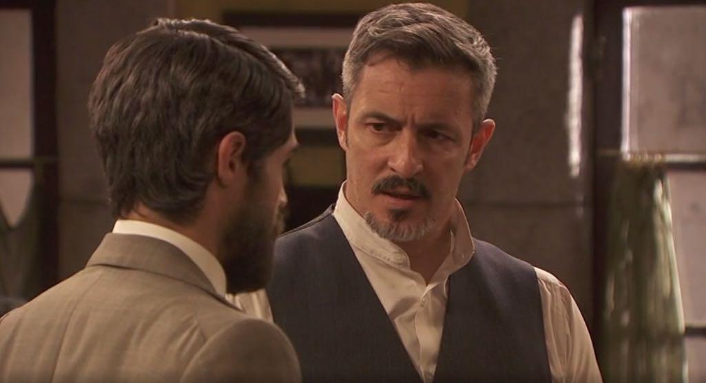 Il Segreto, riassunto puntata del 22 maggio 2017: Garrigues non crede ad Alfonso