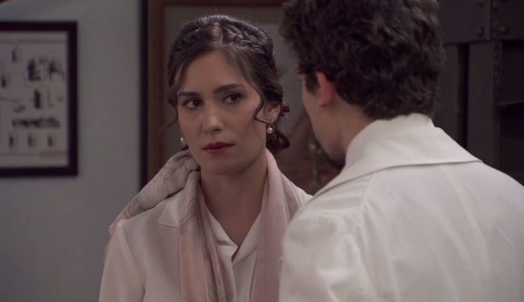 Il Segreto, riassunto puntata del 30 maggio 2017: Hernando non collabora