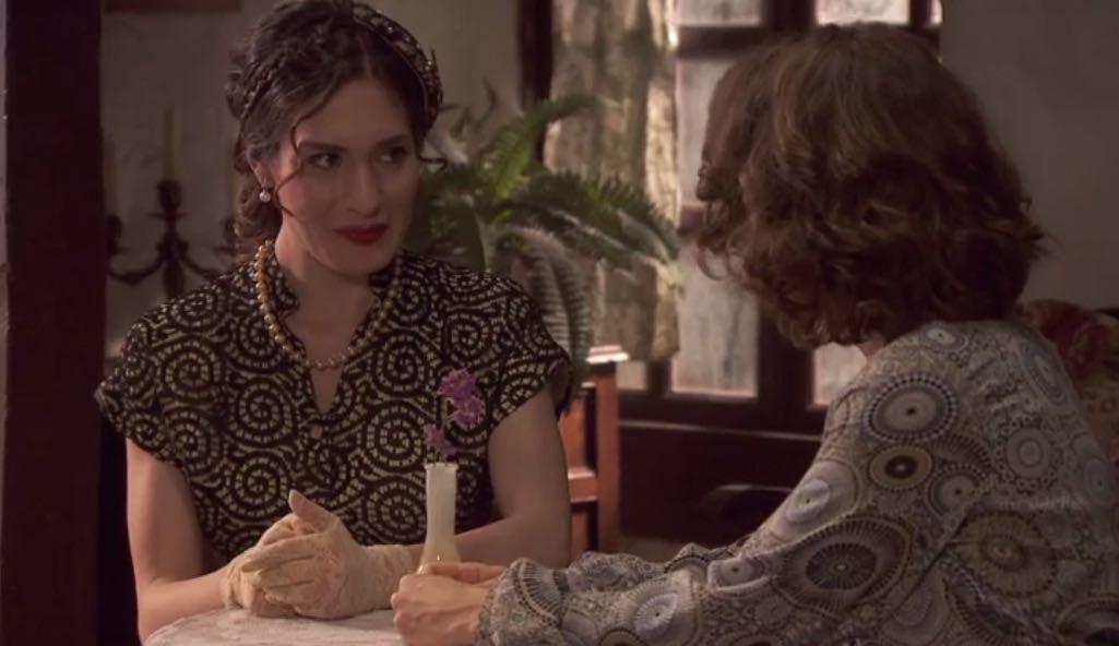 Il Segreto, riassunto puntata del 15 maggio 2017: Camila trova il diario di Manuela