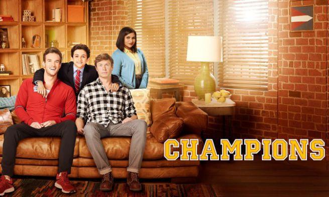 Champions comedy NBC