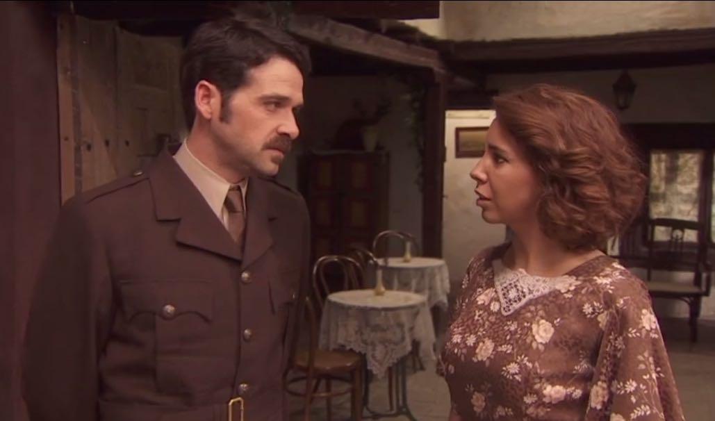 Il Segreto, riassunto puntata del 17 maggio 2017: Emilia asseconda Garrigues per salvare il padre