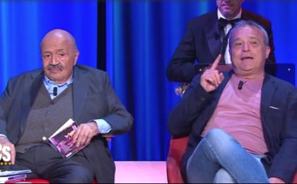 Maurizio Costanzo Show, gaffe su Ferruccio Amendola. Il figlio Claudio: 'Che figura di m****!'