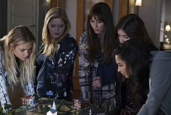 Pretty Little Liars 7 episodio 17 – anticipazioni trama, promo e spoiler
