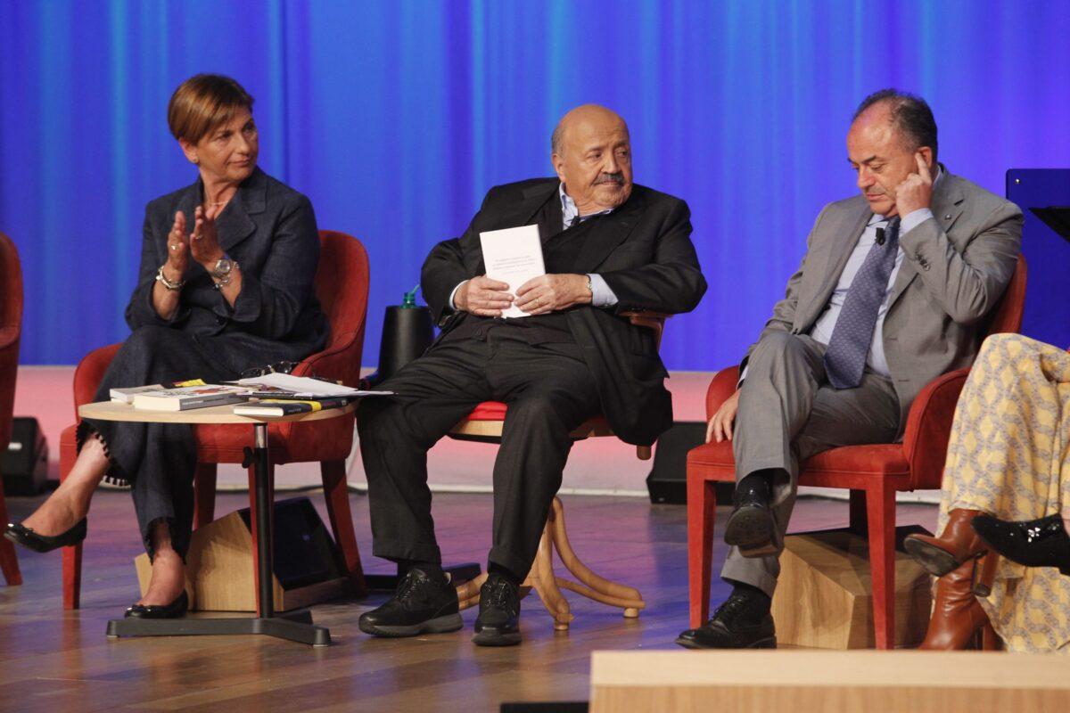 Tina Montinaro, Maurizio Costanzo, Nicola Gratteri Maurizio Costanzo Show 25 maggio