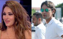 Uomini e Donne: Rosa Perrotta fa colpo su Pippo Inzaghi: 'Posso corteggiarti?'