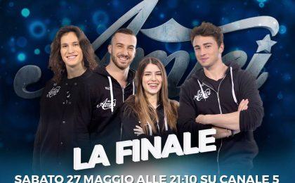 Amici 2017, finale del 27 maggio su Canale 5: diretta live