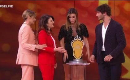 Selfie 2 Belen e Stefano De Martino, la concorrente al ballerino: 'Hai perso una donna meravigliosa'
