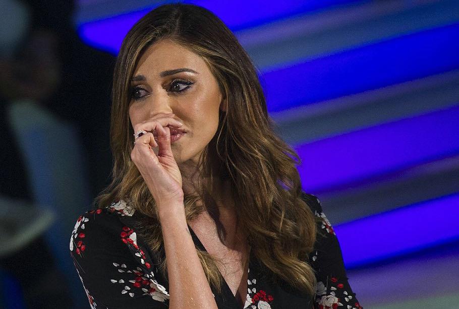 Belen Rodriguez ospite a Verissimo: 'Con Andrea Iannone voglio due figli. Stefano? Mi ha lasciata con un messaggio'