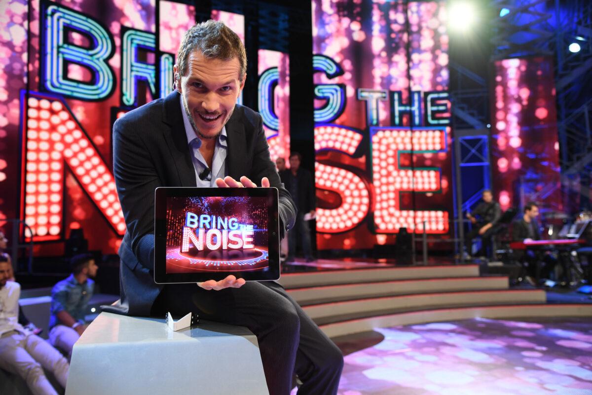 Bring The Noise 2017, ospiti e anticipazioni prima puntata 11 maggio