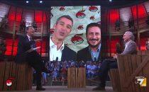 DiMartedì, copertina di Luca e Paolo del 16 maggio 2017: Salvini vince le primarie della Lega Nord
