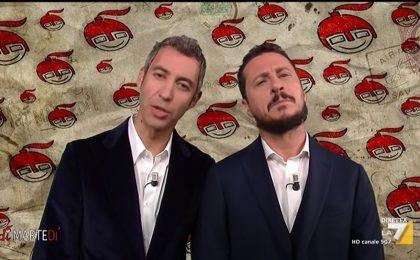 Luca e Paolo a diMartedì, la copertina del 2 maggio 2017: 'Di Maio ad Harvard a spiegare la politica'