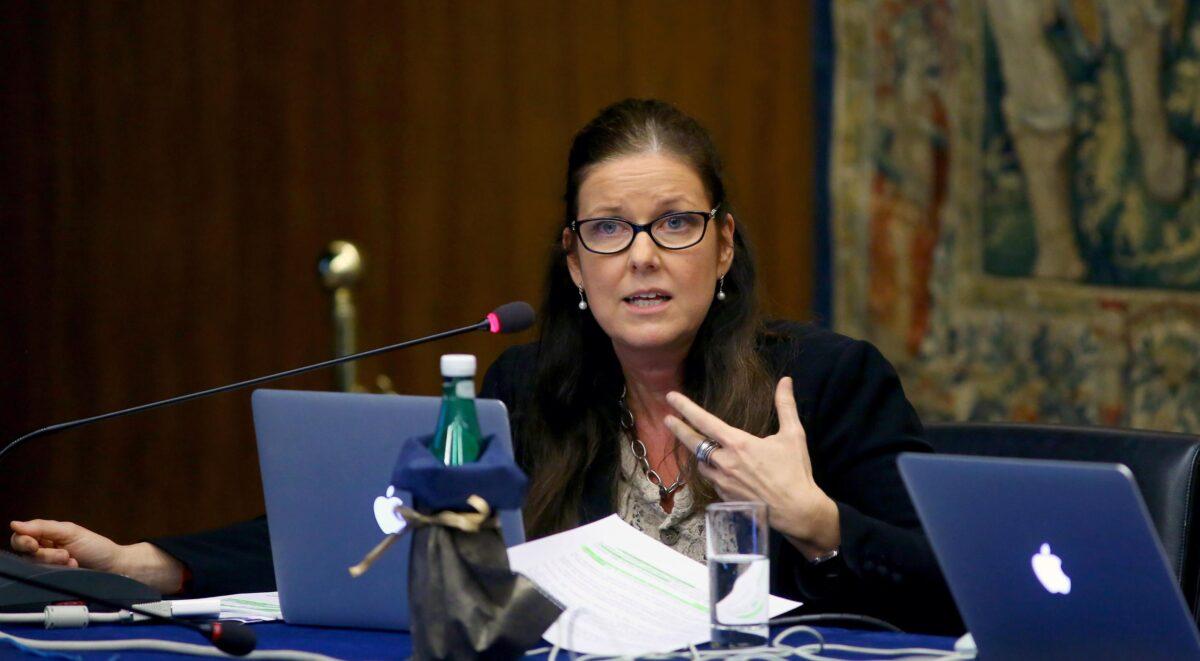 Eleonora Andreatta Rai Fiction nuova miniserie Beppe Fiorello