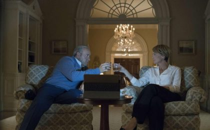 House of Cards 5, scene degli episodi