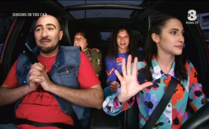 Singing in the Car 2017, Lodovica Comello con la stagione 3 vivacizza il preserale di TV8