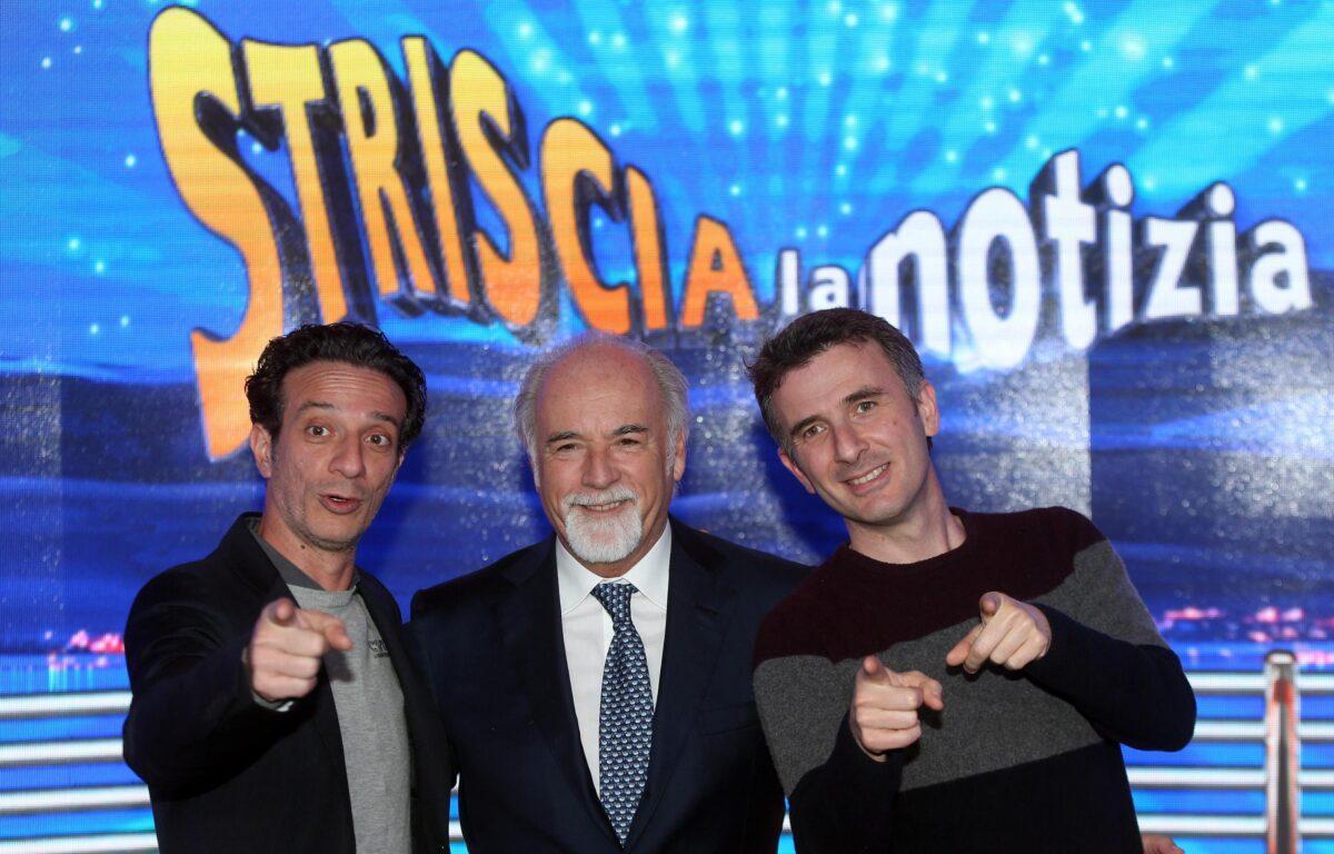 Striscia la Notizia contro Flavio Insinna: 'Protetto da Rai e Endemol, pronto per la politica'