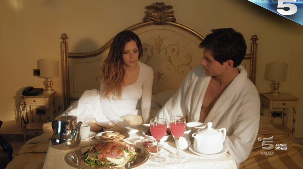 Arianna e Alberto settima puntata solo per amore 2   destini incrociati