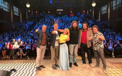 Ale e Franz – Buona la prima 2017 su Italia 1 dal 14 giugno: il duo comico torna ad improvvisare