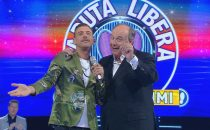 Caduta Libera! Campionissimi - puntata speciale 12 giugno 2017 su Canale 5, conduce Gerry Scotti