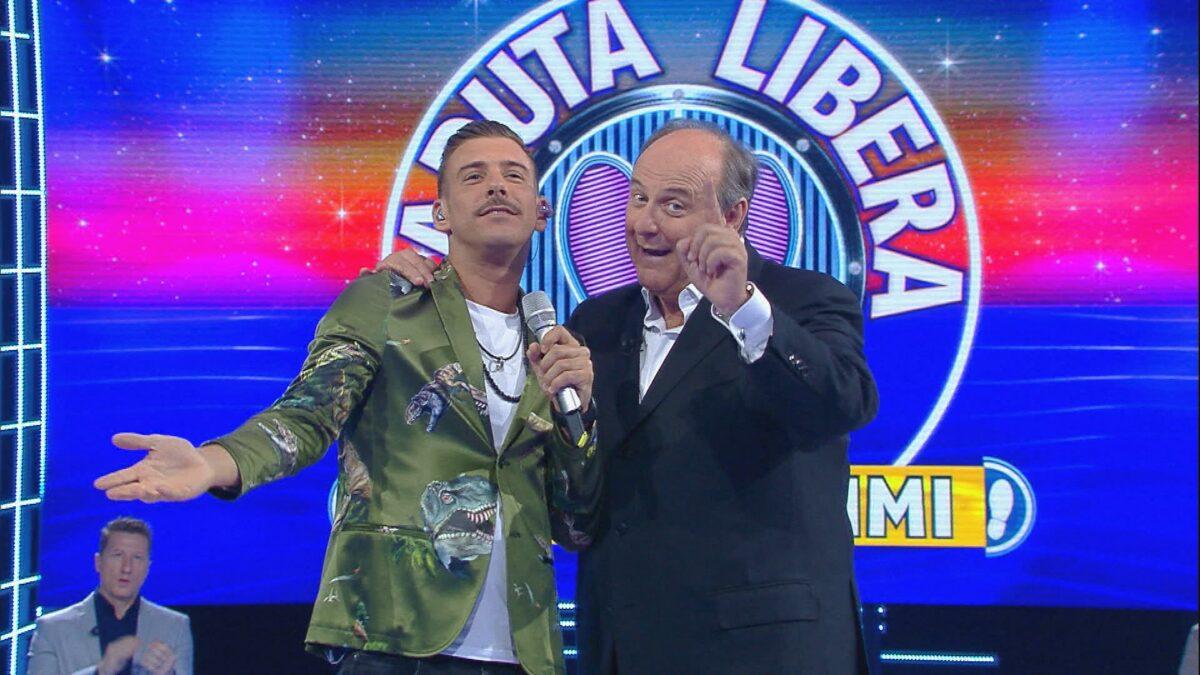 Caduta Libera! Campionissimi – puntata speciale 12 giugno 2017 su Canale 5, conduce Gerry Scotti