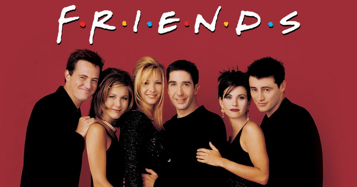 Friends serie tv migliori comiche