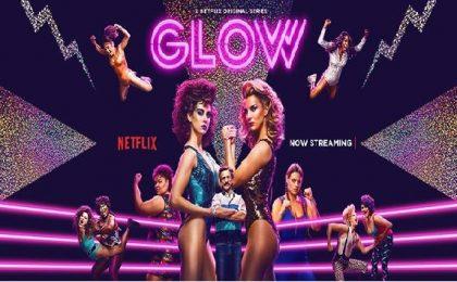 Glow, su Netflix la serie tv tutta al femminile sul mondo del wrestling