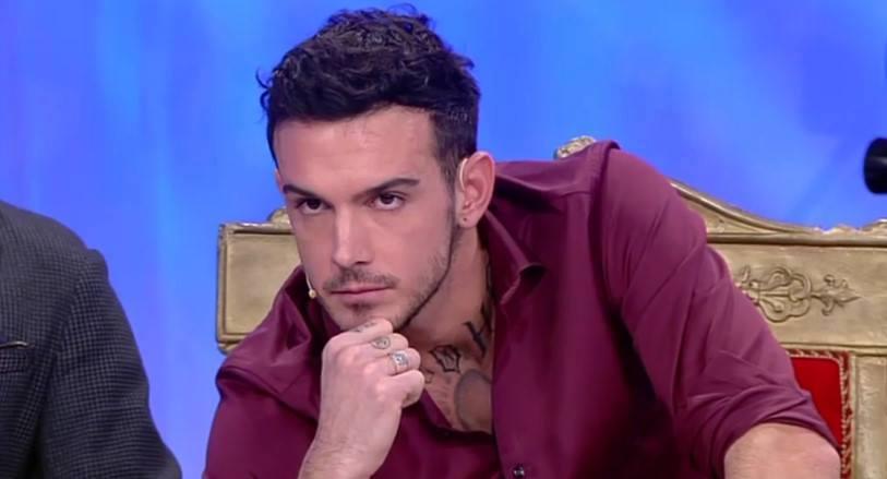 Uomini e Donne, Lucas Peracchi contro il programma: 'Chi partecipa non va per trovare la ragazza'