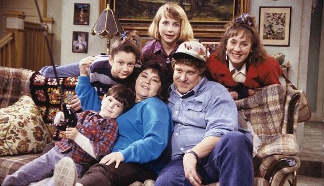Pappa e ciccia revival ABC Roseanne