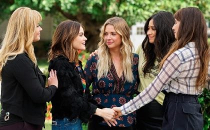 Pretty Little Liars 7 episodio 20, il finale – anticipazioni trama, promo e spoiler 'Til deAth do us pArt'