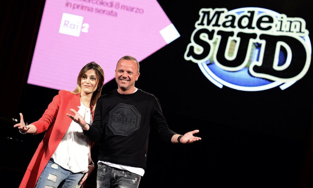 Made in Sud, Gigi D'Alessio lascia la conduzione: 'Non posso essere accusato del flop'