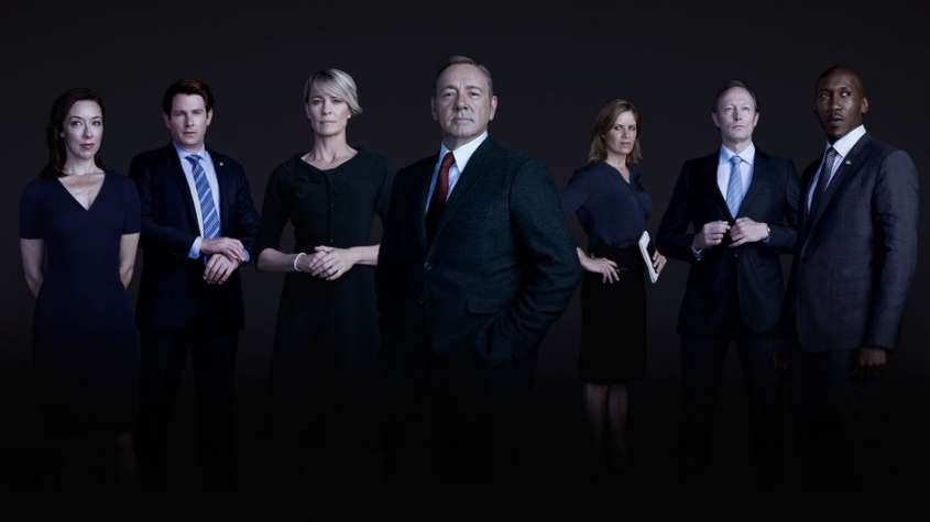 house of cards cast terza stagione