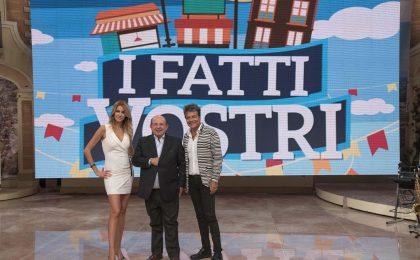 I Fatti Vostri, Michele Guardì: 'Giancarlo Magalli da settembre unico conduttore. Adriana Volpe? Insinuazioni false'