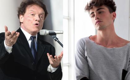 Massimo Ranieri contro i talent show: 'Riki? Non lo conosco'