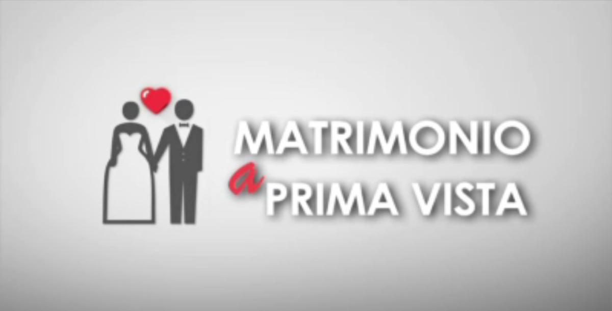 matrimonio a prima vista
