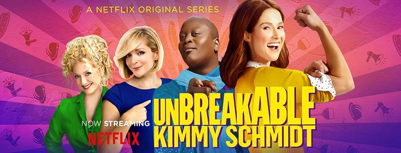 ubreakable kimmy schmidt migliori serie tv comiche americane
