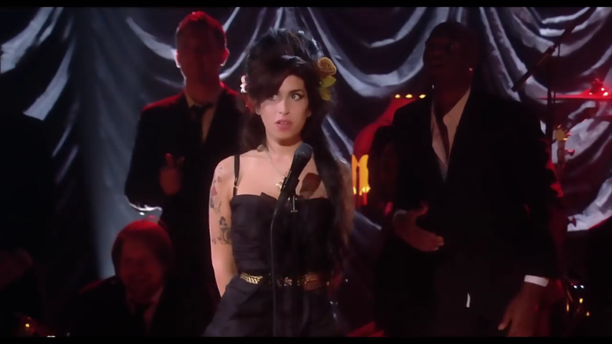 Amy il film