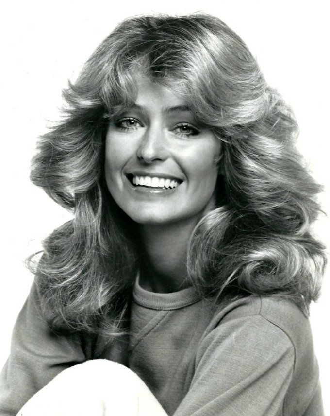 Farrah_Fawcett attrice in Charlie's Angels