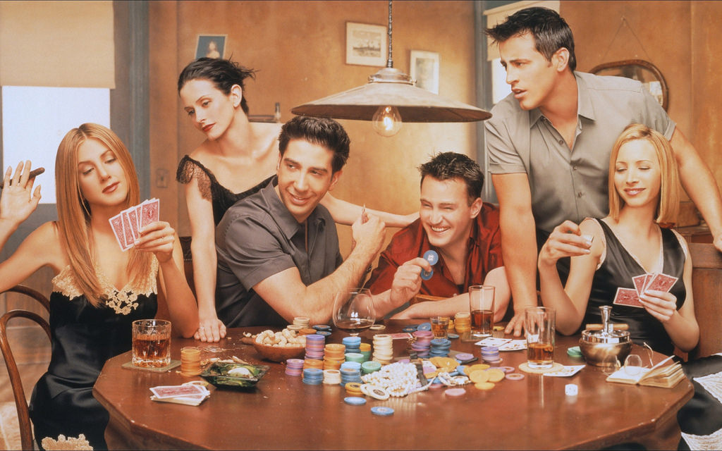 Friends, serie tv anni Novanta