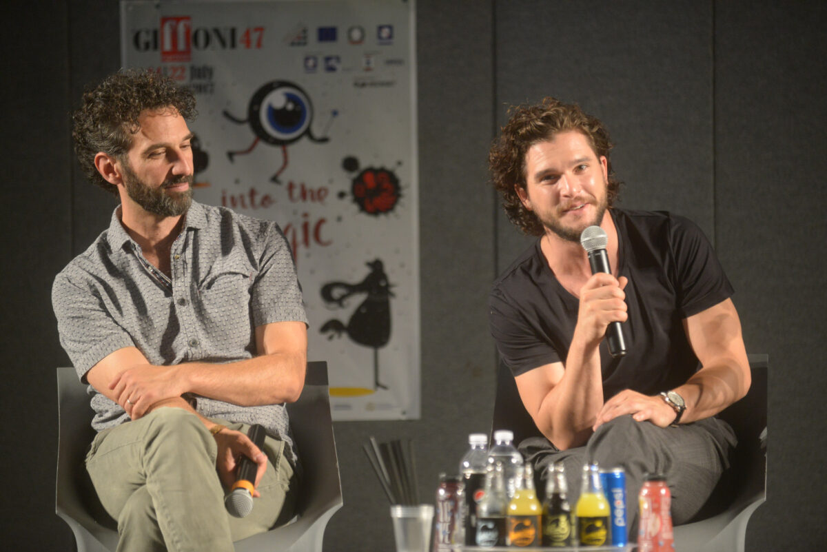 Kit Harington al Giffoni 2017: 'Jon Snow re? Non credo'