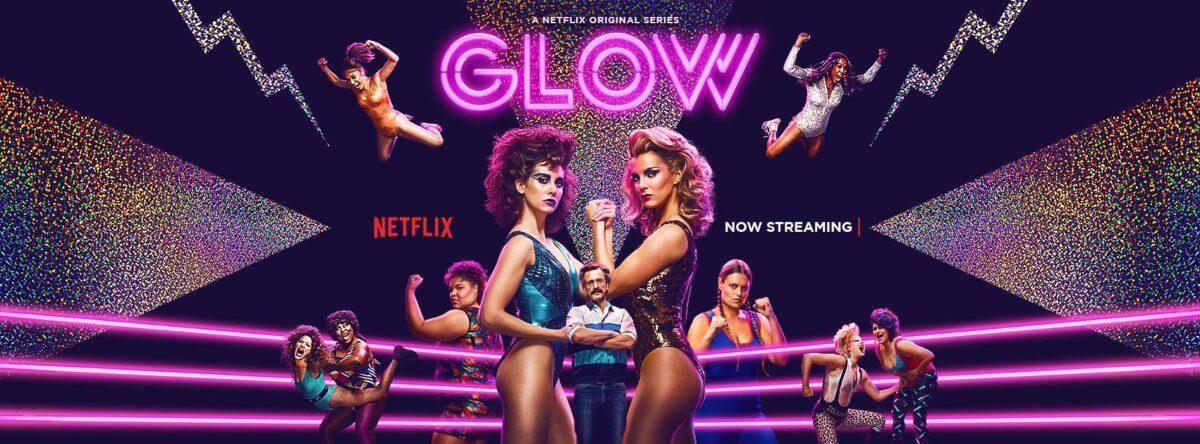 Glow netflix serie tv migliori 2017