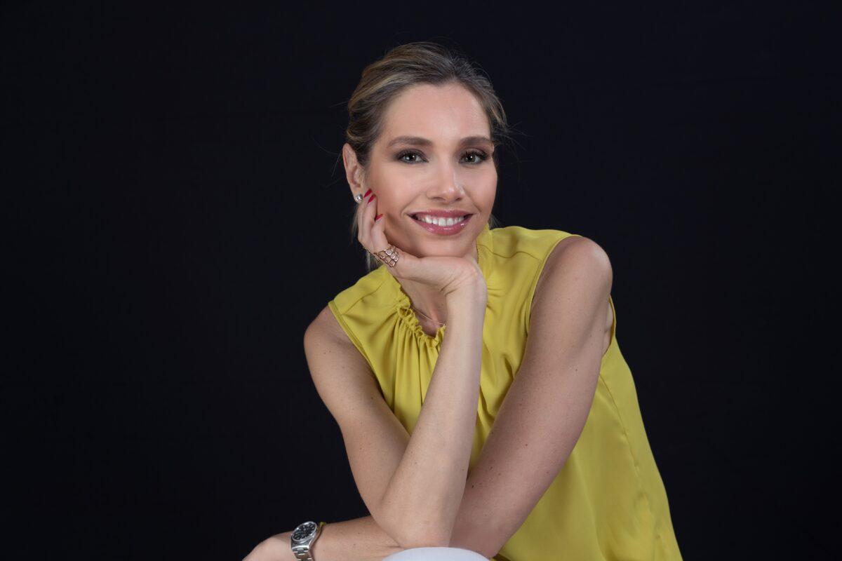 Monica Marangoni intervista Televisionando
