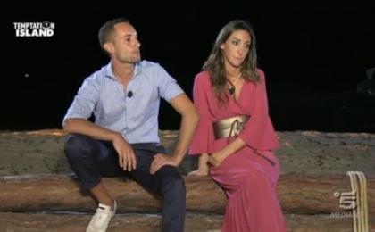 Temptation Island, Francesca e Ruben si sono lasciati: puntata del 17 luglio 2017