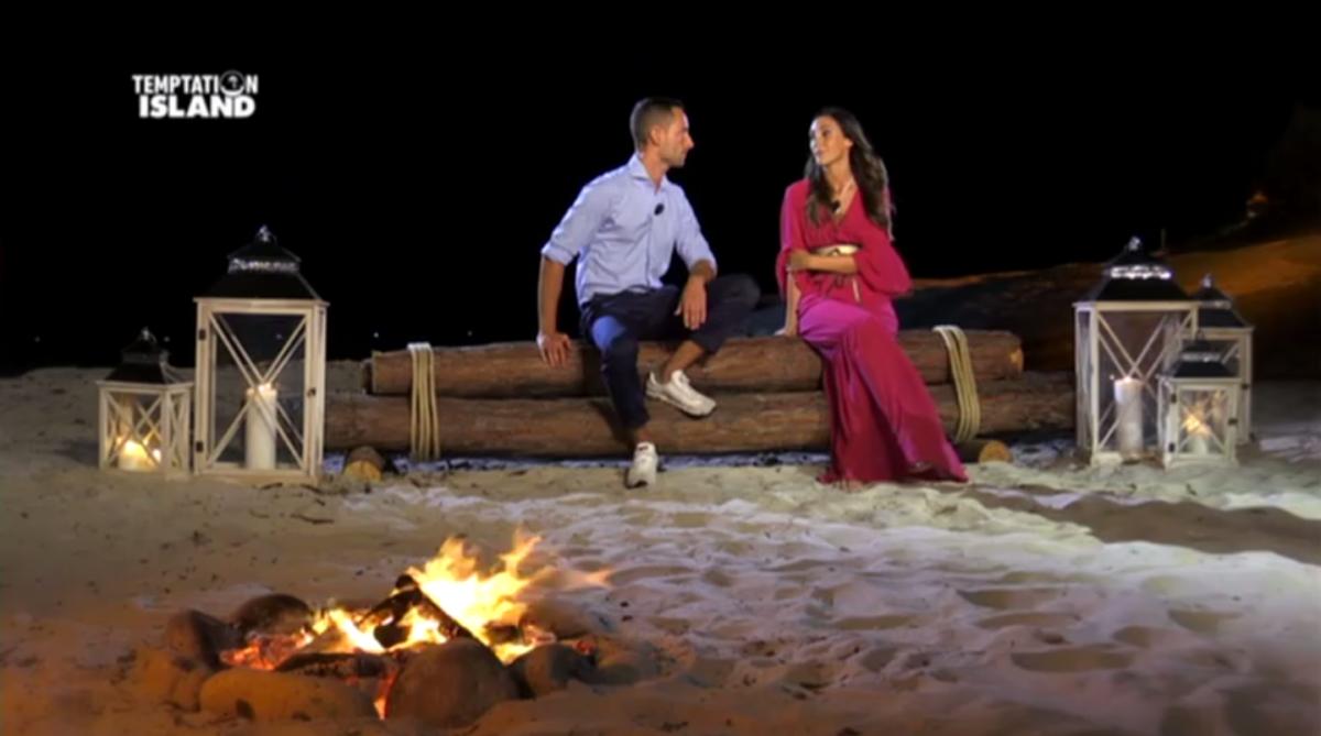 Temptation Island, anticipazioni quarta puntata del 17 luglio 2017: il falò di confronto tra Francesca e Ruben