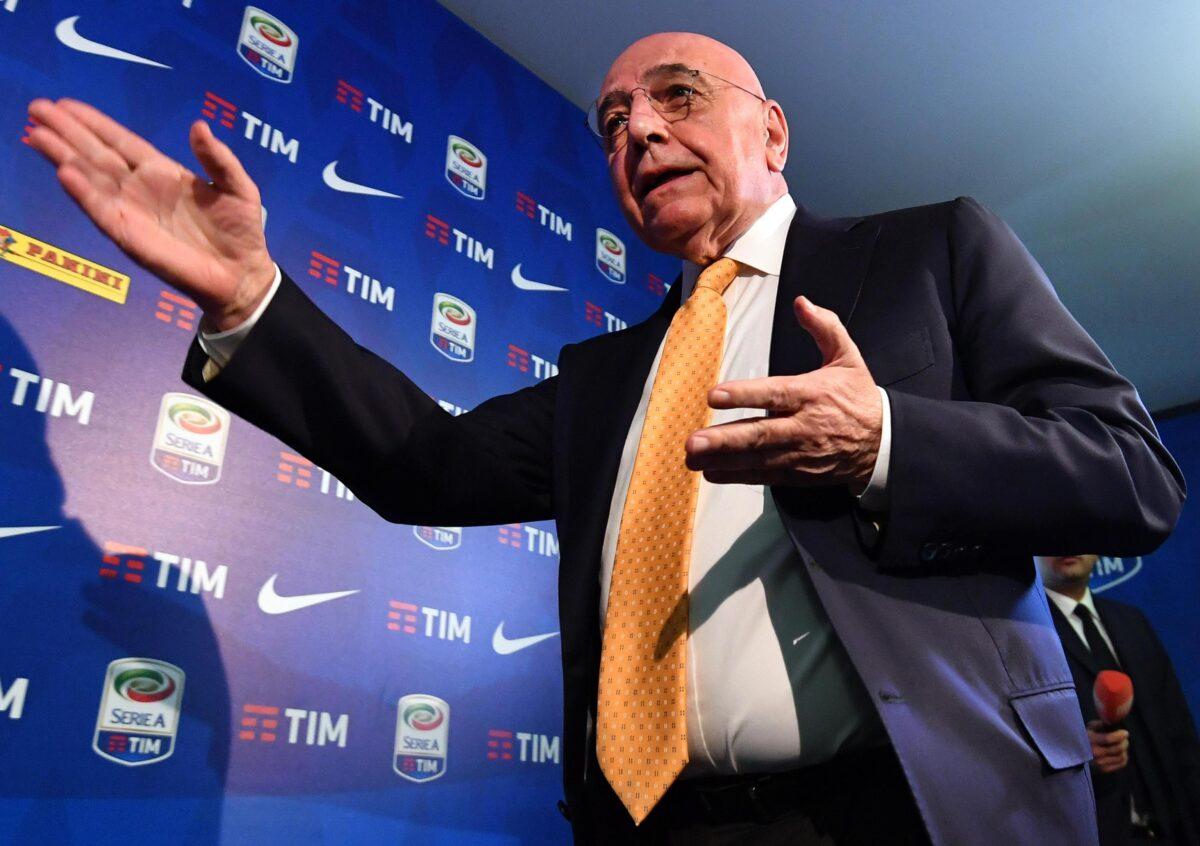 Adriano Galliani è il nuovo presidente Mediaset Premium