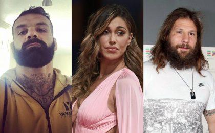 Tu Sì Que Vales 2017, conduttori: Belén Rodriguez con Martin Castrogiovanni e Alessio Sakara