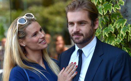 C'è Posta Per Te 2018, Michelle Hunziker e Tomaso Trussardi per la prima volta insieme in TV