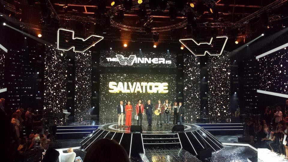 The Winner Is 2017: il vincitore è Salvatore Lampitelli, in arte Sabba