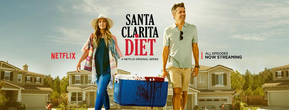 santa clarita diet migliori serie tv netflix 2017