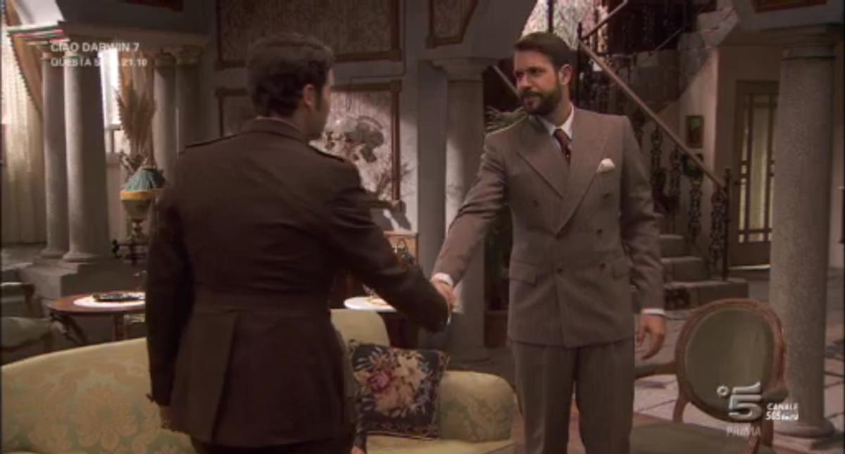 Il Segreto, riassunto puntata del 22 luglio 2017: Cristobal offre a Severo il suo aiuto