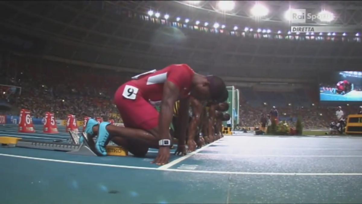 campionati mondiali atletica