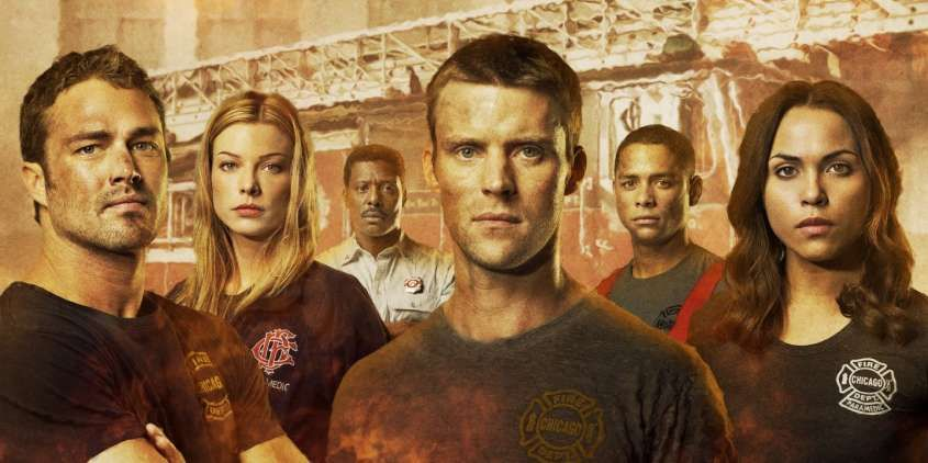 chicago fire serie tv